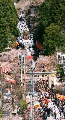平成26年の神輿渡御